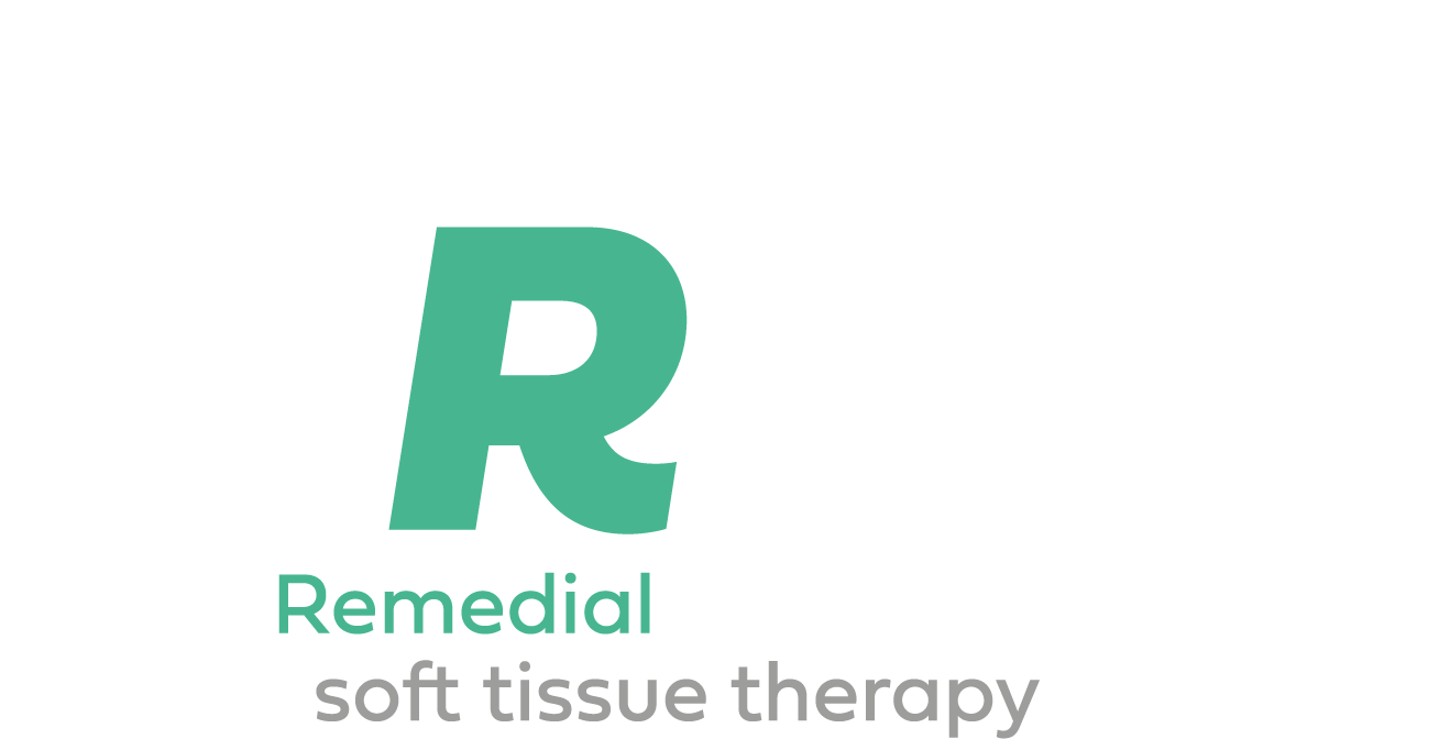 Moore remedial massage logo